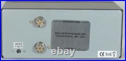 MFJ 872 Grandmaster SWR & Wattmeter, 1.8-200 MHZ, 5 20 & 200 Watt Range NEW