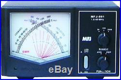 MFJ-891 Giant X Watt meter 1.6 60 Mhz, 2KW