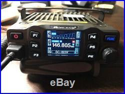 MIDLAND Ham Radio Dual Band VHF/UHF Transceiver! Never Mobile