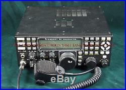 MINT Elecraft K3 100 Watt 160-6 Meter Tranceiver Upgraded