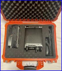 MINT Yaesu FT-817 HF/VHF/UHF Ham Radio Transceiver, ATU MANY EXTRAS