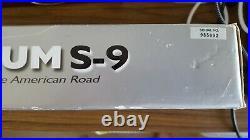 Magnum S9 10 Meter Radio Clean Professionally Tuned Original Packaging & Manual