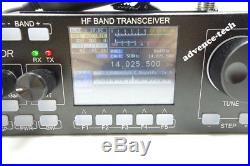 Mchf Sdr Ham Transceiver V6 Full Test Mchf Sdr Ham Radio