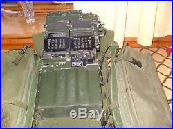 Mel Clansman Military Sas Prc319 Hf Covert Ops-forward Spotters Set Gwo Tesred