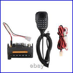 Mini Mobile Radio with GPS Dual Band Dual display/standby Retevis RT73