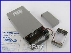 Mizuho Pico MX-2 ssb mini Handy Ham Radio 144mhz 2-Meter Transceiver #1522
