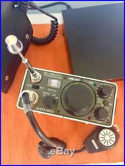 Mizuho SB-2X SSB & CW Radio -Mint
