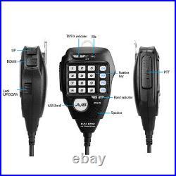Mobile Car Ham Radio Dual Band UHF/VHF 200CH 25W CTCSS/DCS Retevis RT95