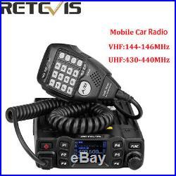 Mobilgerät Ham Car Radio Retevis RT95 25W 200 Kanäle DTMF 5Tone Transceiver
