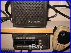 Motorola Maratrac 6 Meter FM Programmed Mobile