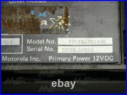 Motorola Syntor X Dual Radio HHCH System on 2 meters and 6 /10 Meters
