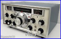 National Radio HRO-500 Shortwave Ham Receiver AM SSB CW BEAUTIFUL UNIT