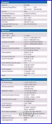 New Version TYT MD9600 DMR/Analog 144 & 430 Radio Free USB cable US seller