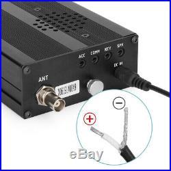 New XIEGU G1M SDR SSB/CWithAM 0.5-30MHz Moblie Radio HF Transceiver Ham Radio QRP