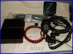 ORION 900Mhz 30 watt hand held control remote ham radio withant and programming