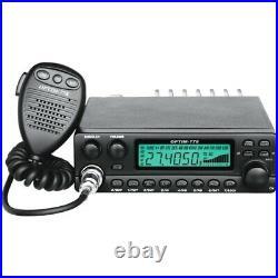 Optim 778 50 Watt 20-30 Mhz AM/FM 12V Car HAM Radio Transceiver