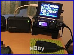 Original CatDisplay for Yaesu FT-817 FT-817ND with new HUD option