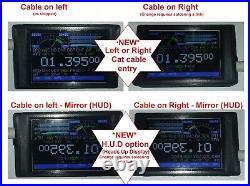 Original CatDisplay for Yaesu FT-818ND with new HUD option