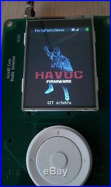 PORTAPACK FOR HACKRF ONE SDR Software Defined Radio