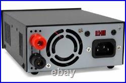 Powerwerx SPS-30DM Variable 30 Amp Desktop Power Supply with Digital Meters