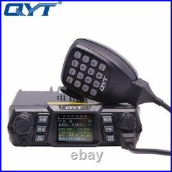 QYT KT-780 Plus 100 W Powerful VHF 136-174mhz Ham Car Mobile Radio Transceiver