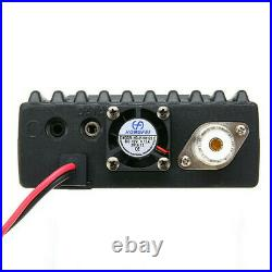 QYT KT-8900D Dual Band Quad Standby 25W VHF UHF Car/Trunk Ham Mobile Radio PRO