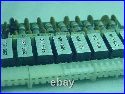 RL Drake AUX-7 Module Set (6) 500 KHz Band Segments