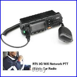 RT5 Radio-Tone 3G/WiFi IRN Mobile Network Radio (Android unlocked) Inrico TM-8