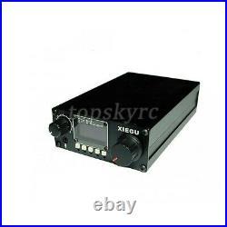 Radio XIEGU G1M SDR SSB/CW AM 0.5-30MHz Moblie Radio HF Transceiver Ham QRP tps