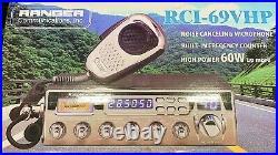 Ranger RCI-69VHP AM/FM/SSB/CW 10 Meter Mobile Radio NEW