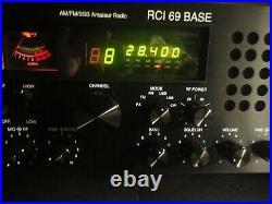 Ranger Rci-69 Base Radio, Hi Rec Kit, Over 100 Watts(skip Talking^^^sky Walker)