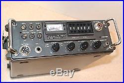 Rare Yaesu FT-70 G HF Manpack Radio Set withFC-70M Tuner