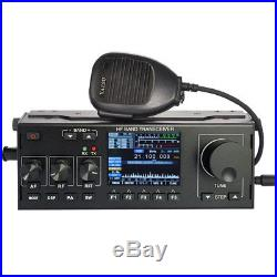 Recent 15W RS-918SSB HF SDR HAM Transceiver Transmit TX 0.5-30MHz Power Scaner