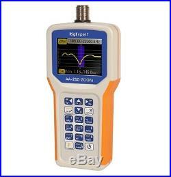 RigExpert AA-230 Zoom Antenna Analyzer 100kHz to 230MHz Authorized USA Dealer