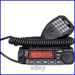 SMP-908 mobile radio UHF DTMF 440-512 Mhz truck transceiver