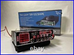 STRYKER SR-955HPC AM/FM/SSB 10 Meter Radio 80+ Watts PRO TUNED AND ALIGNED LOUD