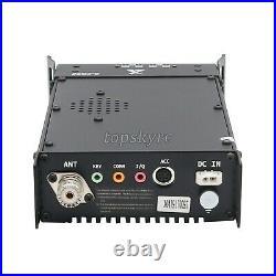Shortwave Radio Transceiver HF 20W SSB/CWithAM Built-in Antenna Tuner XIEGU G90 ts