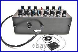 Sound EQUALIZER 8 band Noise Gate for ICOM IC-7300 IC-7610