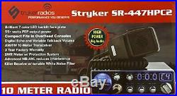 Stryker 447HPC2 High Power MOSFET 55W 10 Meter Radio - it aint a CB