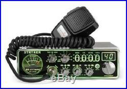 Stryker SR-497HPC 10 Meter Amateur Ham Mobile Radio AM FM 100+ Watts PEP 7 Color