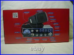 Stryker Sr447hpc2, 55 Watt Am/fm Compact 10 Meter Ham Radio