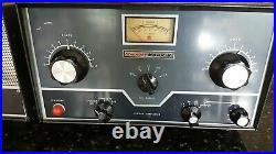 Swan Mark II HF Ham Radio Linear Amplifier. NICE