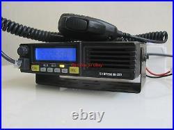 System M-230 (AT-5189) VFO 220 (222-225) MHz 50 Watt HAM Radio Transceiver