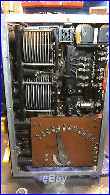 T1154 B Transmitter lovely example off the equipment used in Lancaster/Halifax