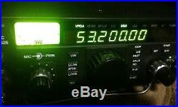 TEN TEC 6N2 526 multi mode all mode VHF transceiver 2m 6m 2 meter 6 meter SSB