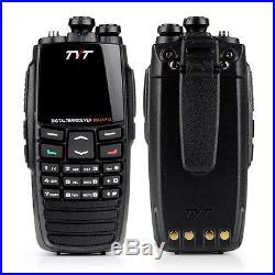 TYT DM-UVF10 Digital Two Way Radio 256CH DTMF Walkie Talkie DPMR Ham Transceiver