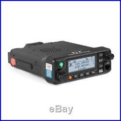 TYT MD-9600 DMR VHF UHF Car Mobile Radio Transceiver 50/45/25W LCD