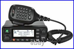 TYT MD 9600 Non-GPS Dual Band DMR/Analog VHF & UHF Mobile Radio US Seller