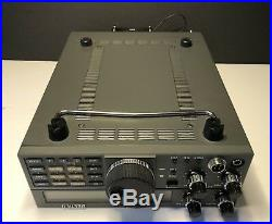 Ten-Tec 536 Delta II HF Ham Radio Transceiver 708 Desk Mic P. Cord Has MARS Mod