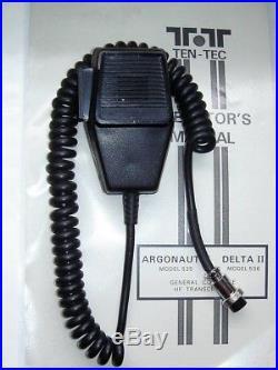 Ten Tec Argonaut II Modell 535
